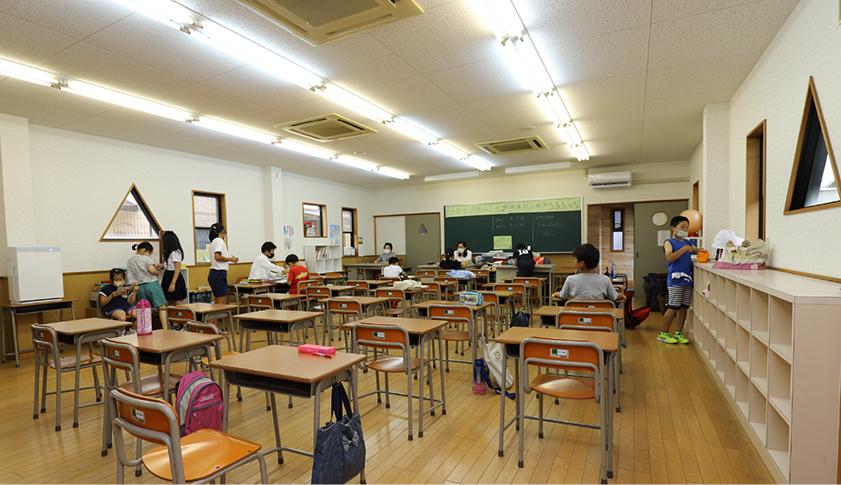 しらはまさんばし教室